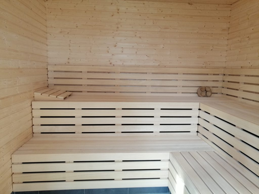 Sauna de Vrije Vogels