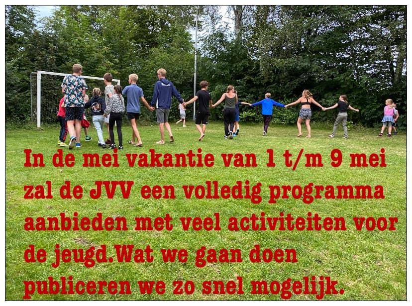 JVV-aankondiging